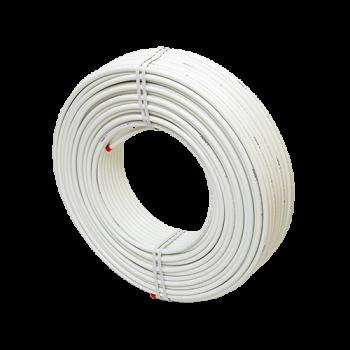 Труба металлопластиковая PE-Xb/AL/PE-Xb  16x2,0 (100м)  MVI