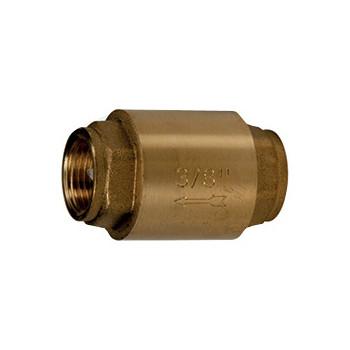 """R60 Обратный клапан диск металлический   1/2""""  Giacomini"""