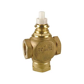 """K297Y Смесительный клапан с поршневым затвором 1,5"""" Kv25 Giacomini"""