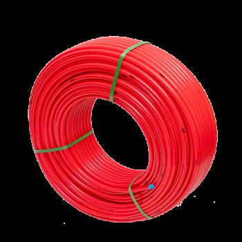 Труба PEX-A с кислородным барьером EVOH 16x2,0 (300м)   MVI