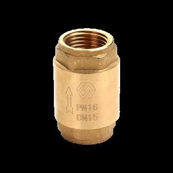 """CV.320 Обратный клапан   1/2"""" латунный сердечник  MVI"""
