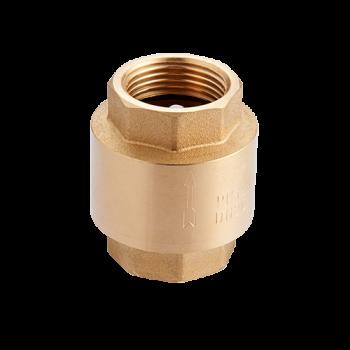 """CV.215 Обратный клапан 1,5"""" пластиковый сердечник  MVI"""