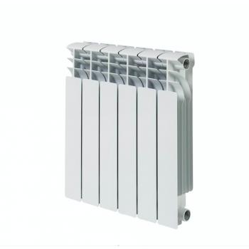 Радиатор алюм. 500/100   4-секц. 724 Вт, 16 бар КОРВЕТ