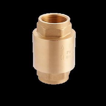 """CV.425 Обратный клапан усиленный  3/4"""" латунный сердечник  MVI"""